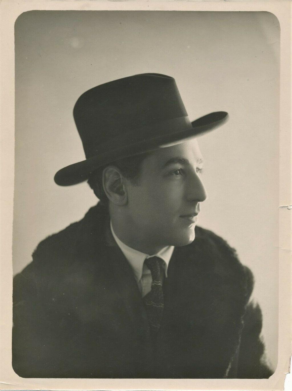 Abel Gance, photographie