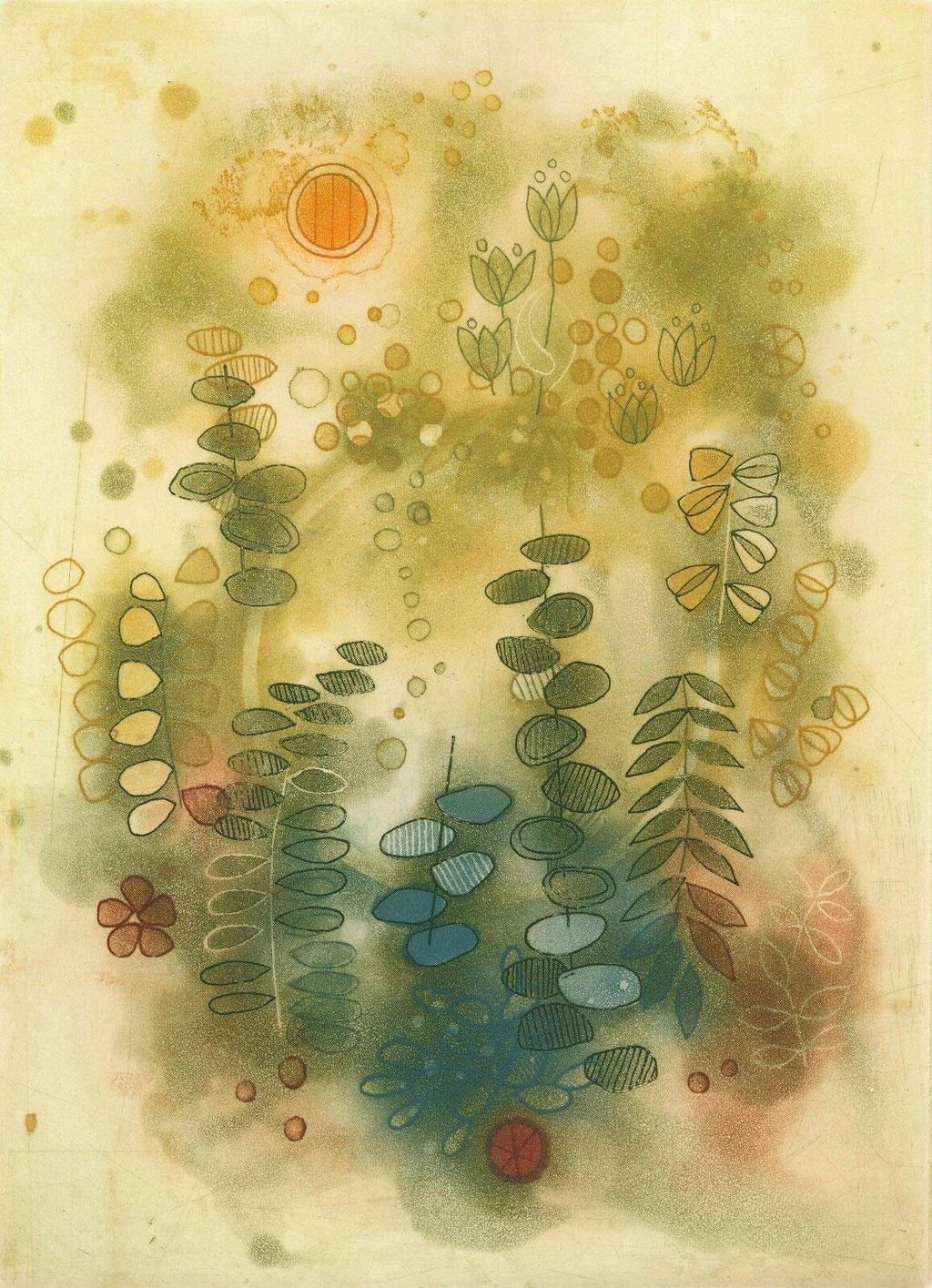 Anne Walker, gravure