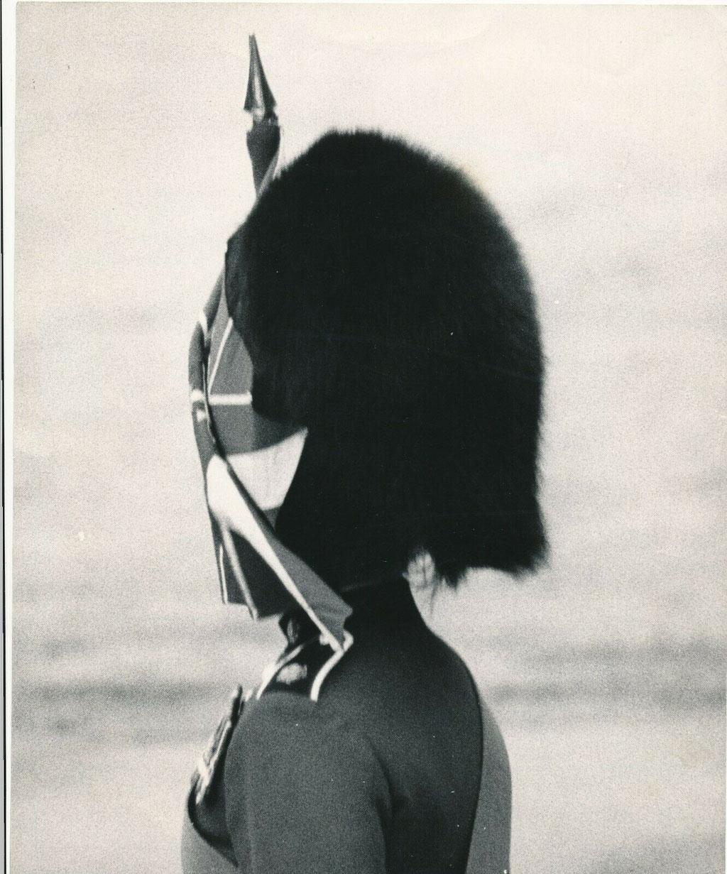 photo photographie garde à cheval