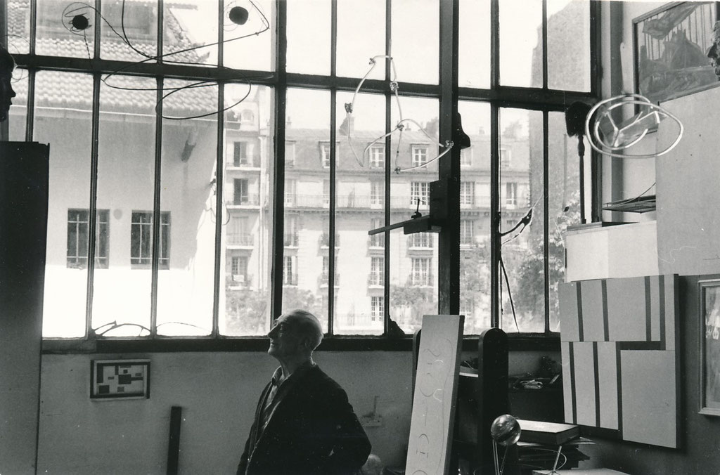 Georges VANTONGERLOO photo vintage photographie CD Galerie Achat Vente