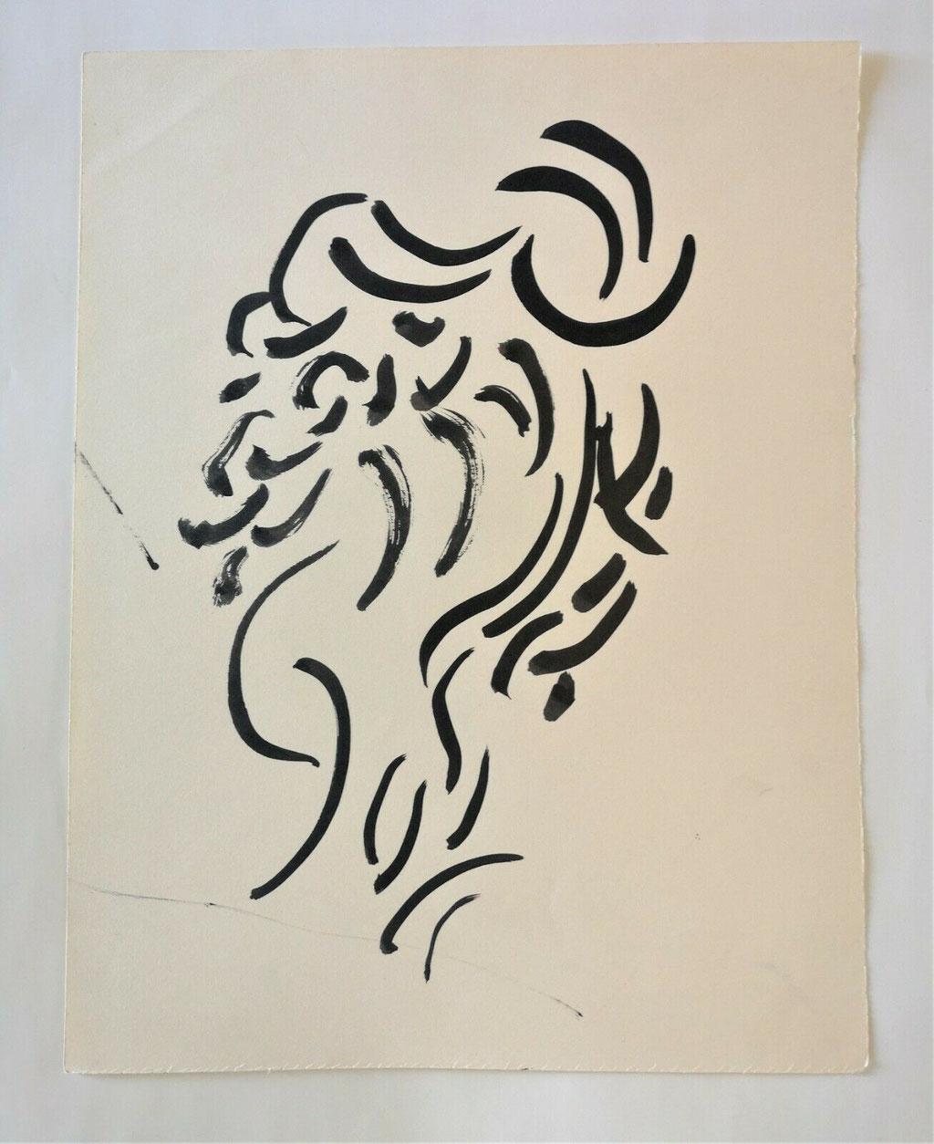 Michel Cadoret dessin