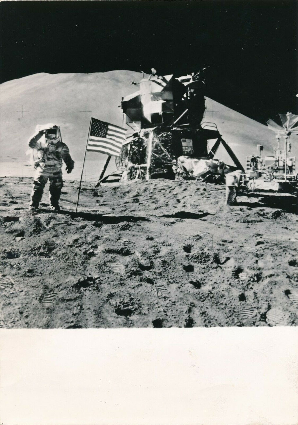 Apollo 15 photographie