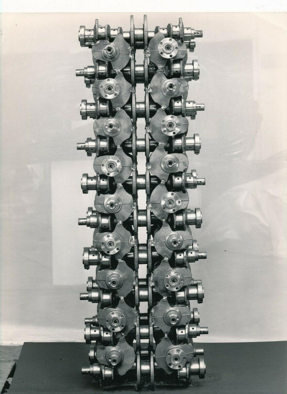 Arman accumulation Renault n° 111 photo photographie