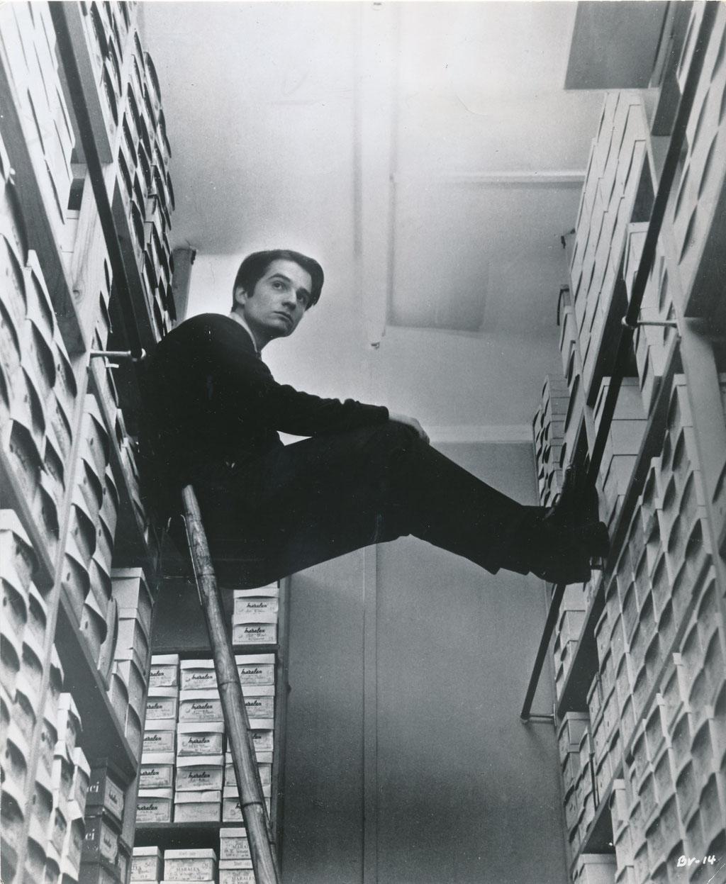 photo photographie époque tirage argentique Jean Pierre Leaud