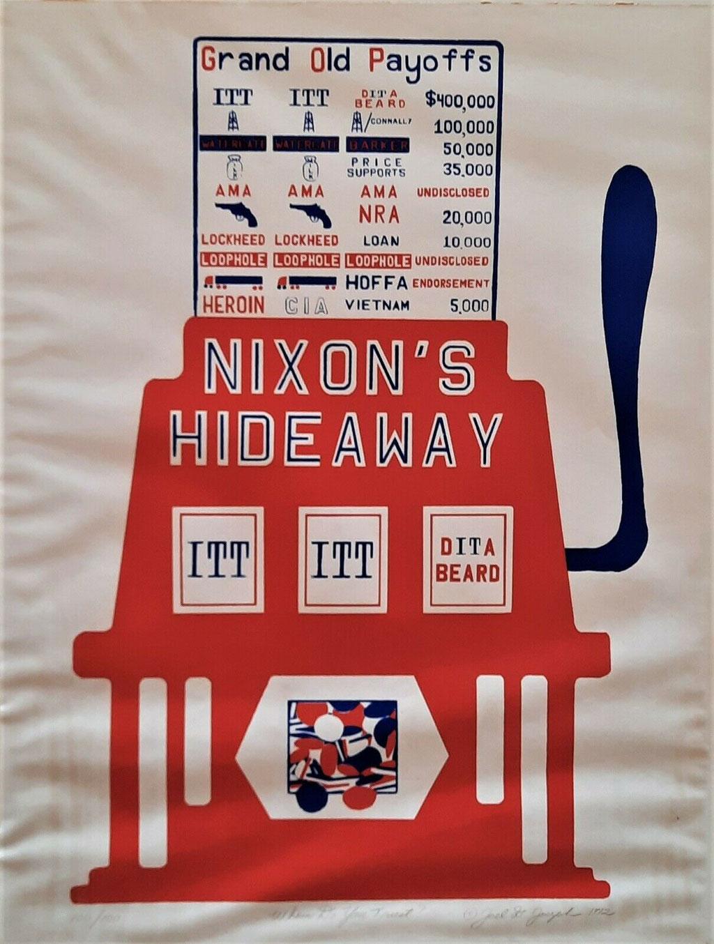 J. D. Joseph Nixon's Hideway