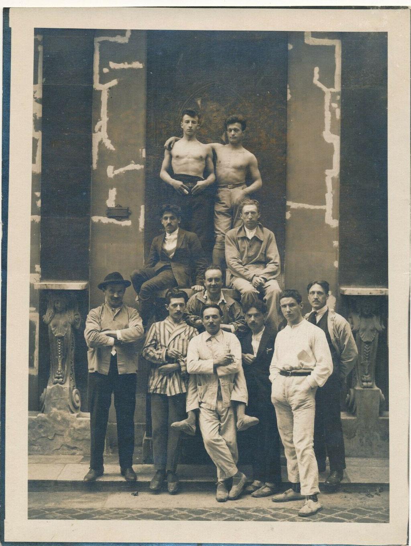 Grand Prix de Rome de sculpture, 1923