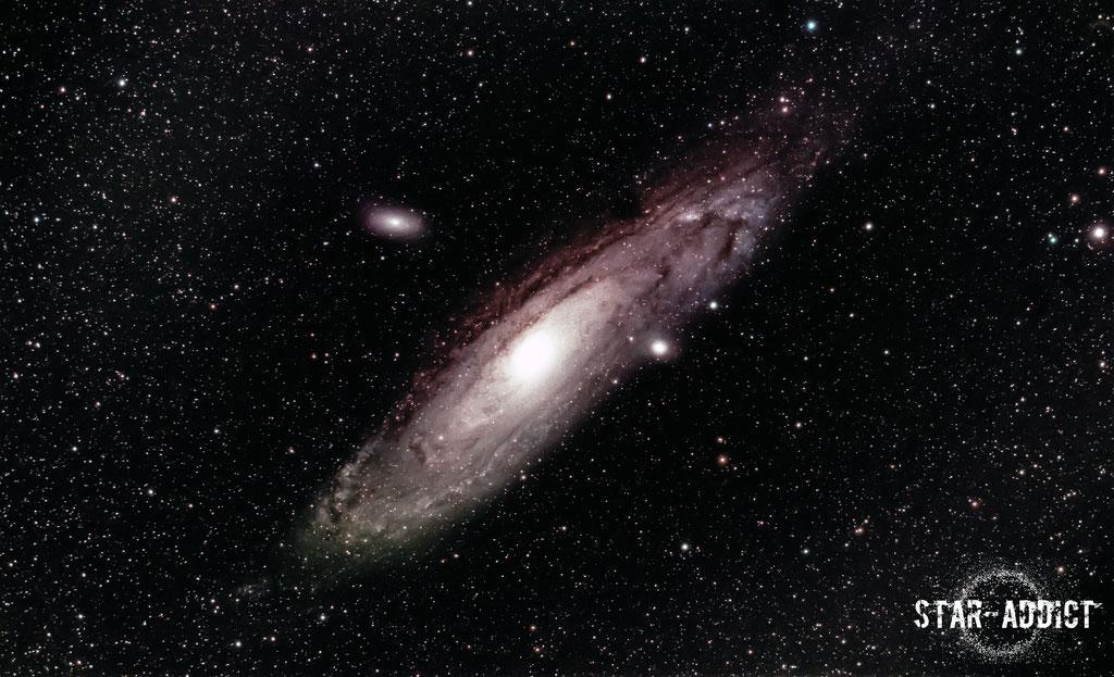 M31 - Andromeda Galaxy 2017