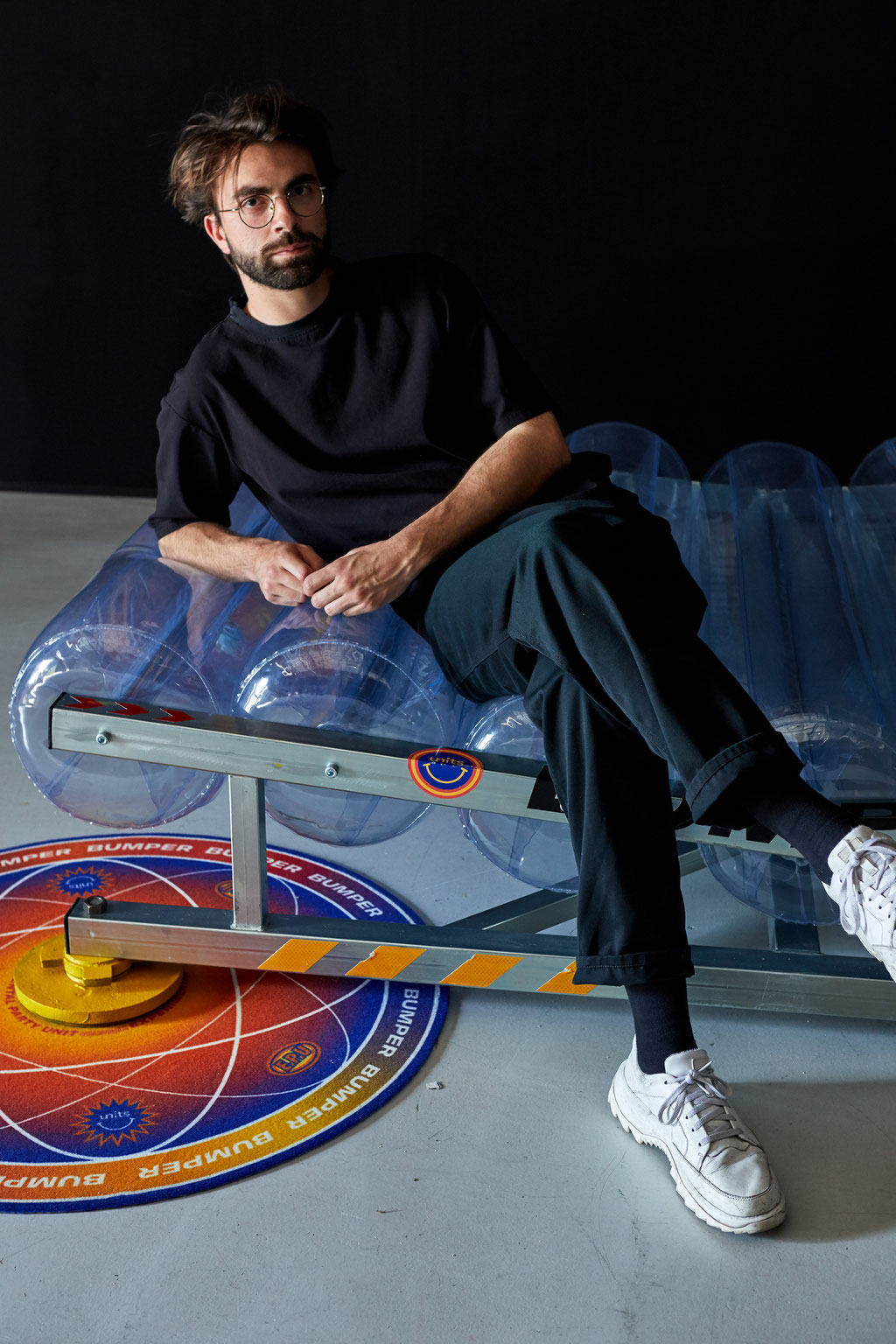 Roman Weil, Artiste Designer © Jeanchristophe Lett