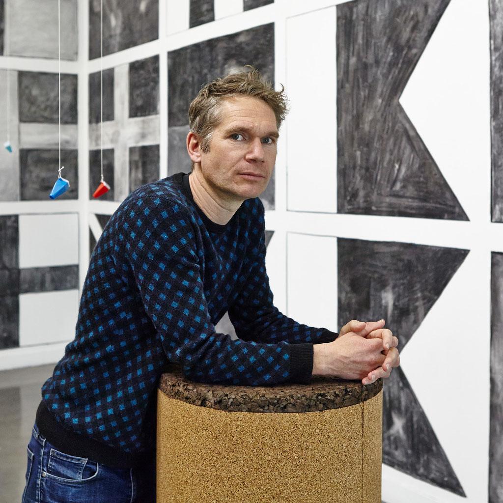 Abraham Poincheval, Artiste © Jeanchristophe Lett