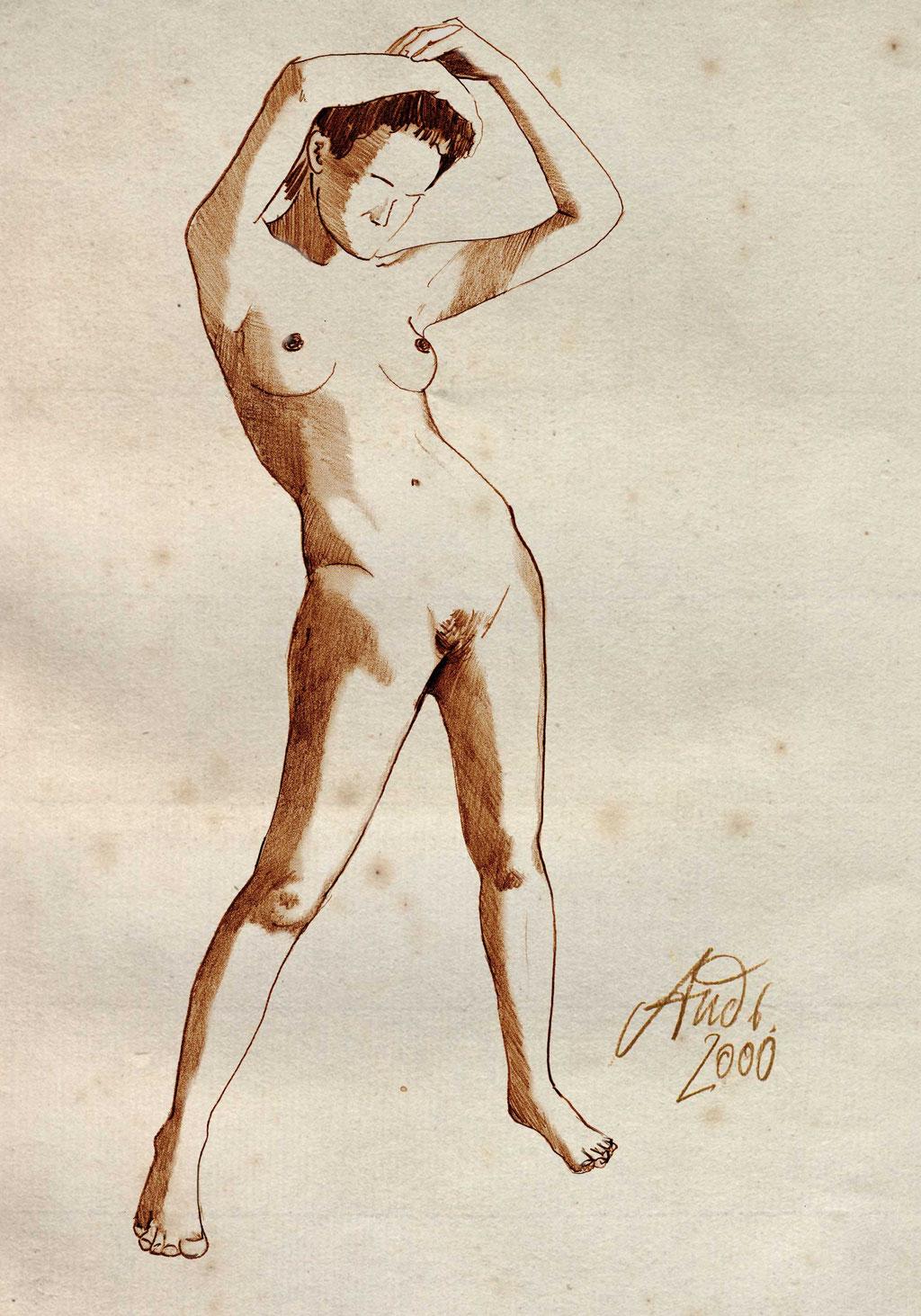 Antje, 2001