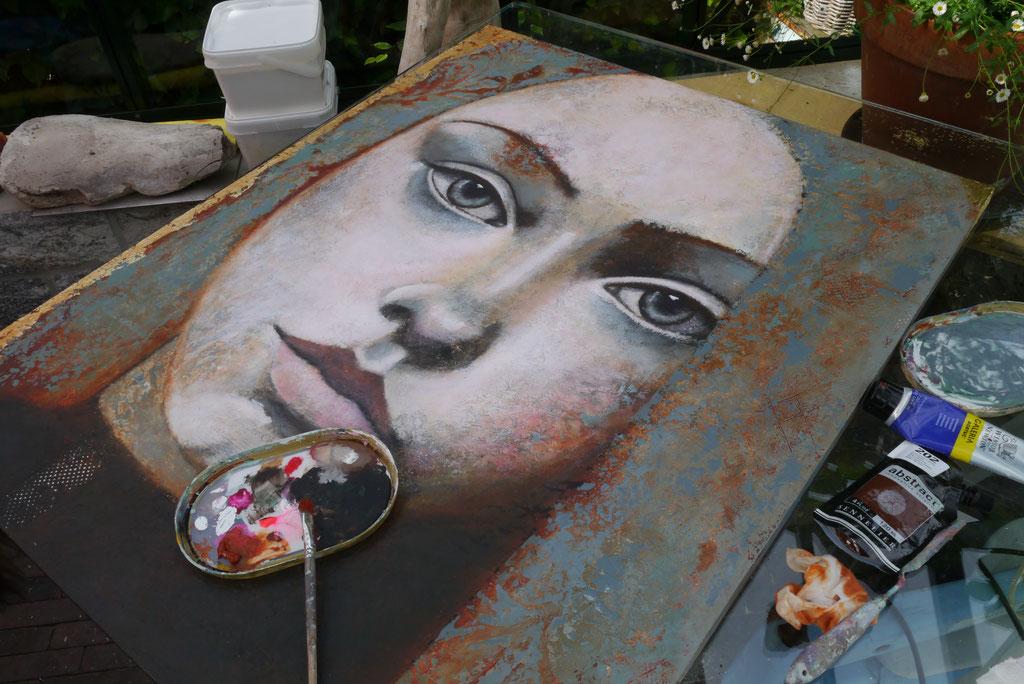 Gemälde wip
