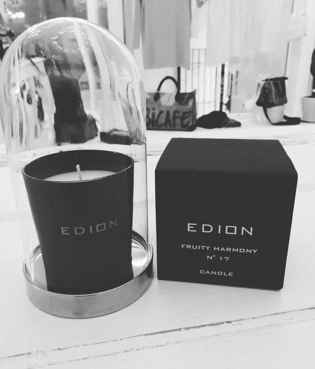 candele e fragranze per ambienti