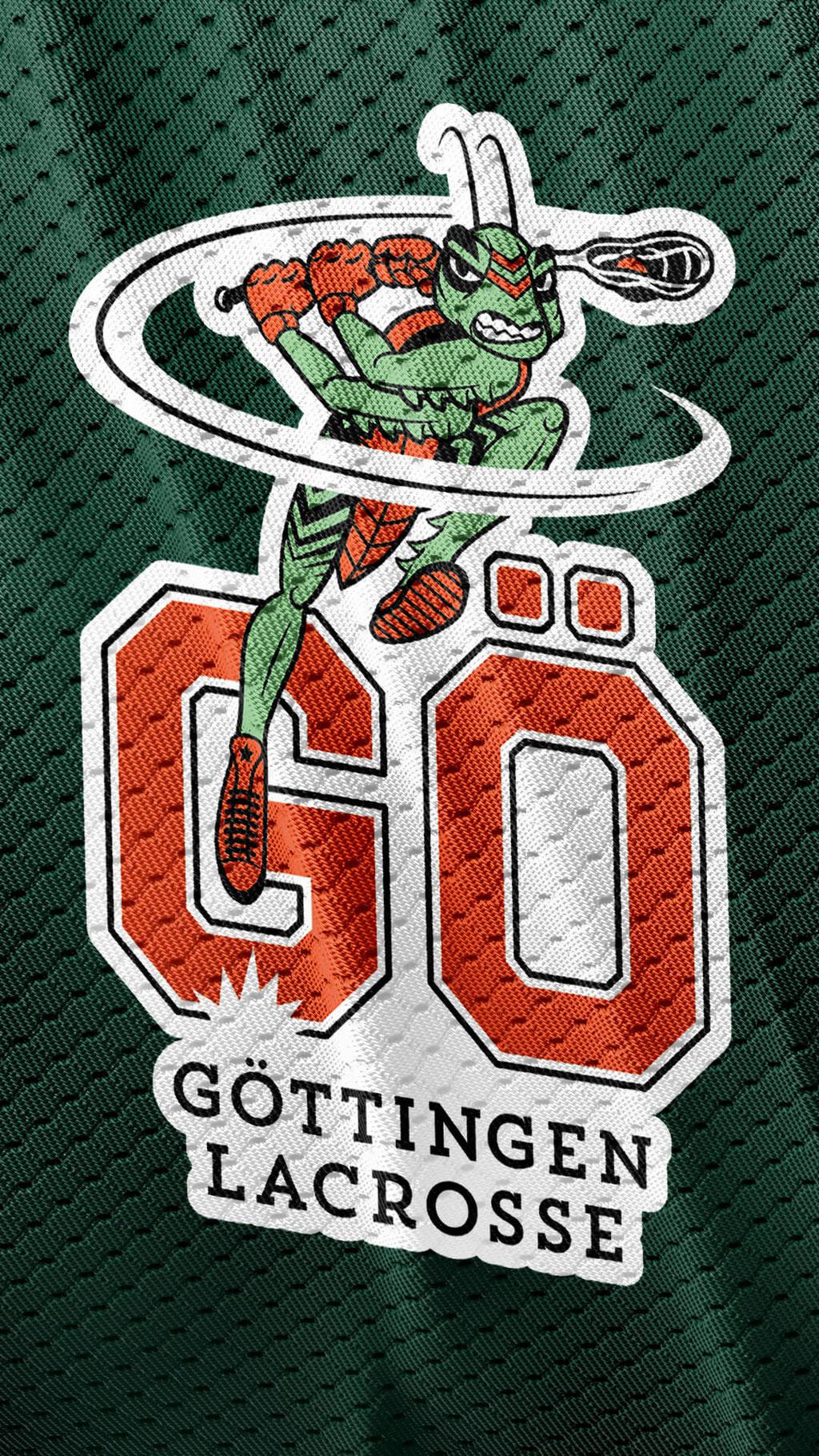 Gestaltung Göttingen Lacrosse Shirt