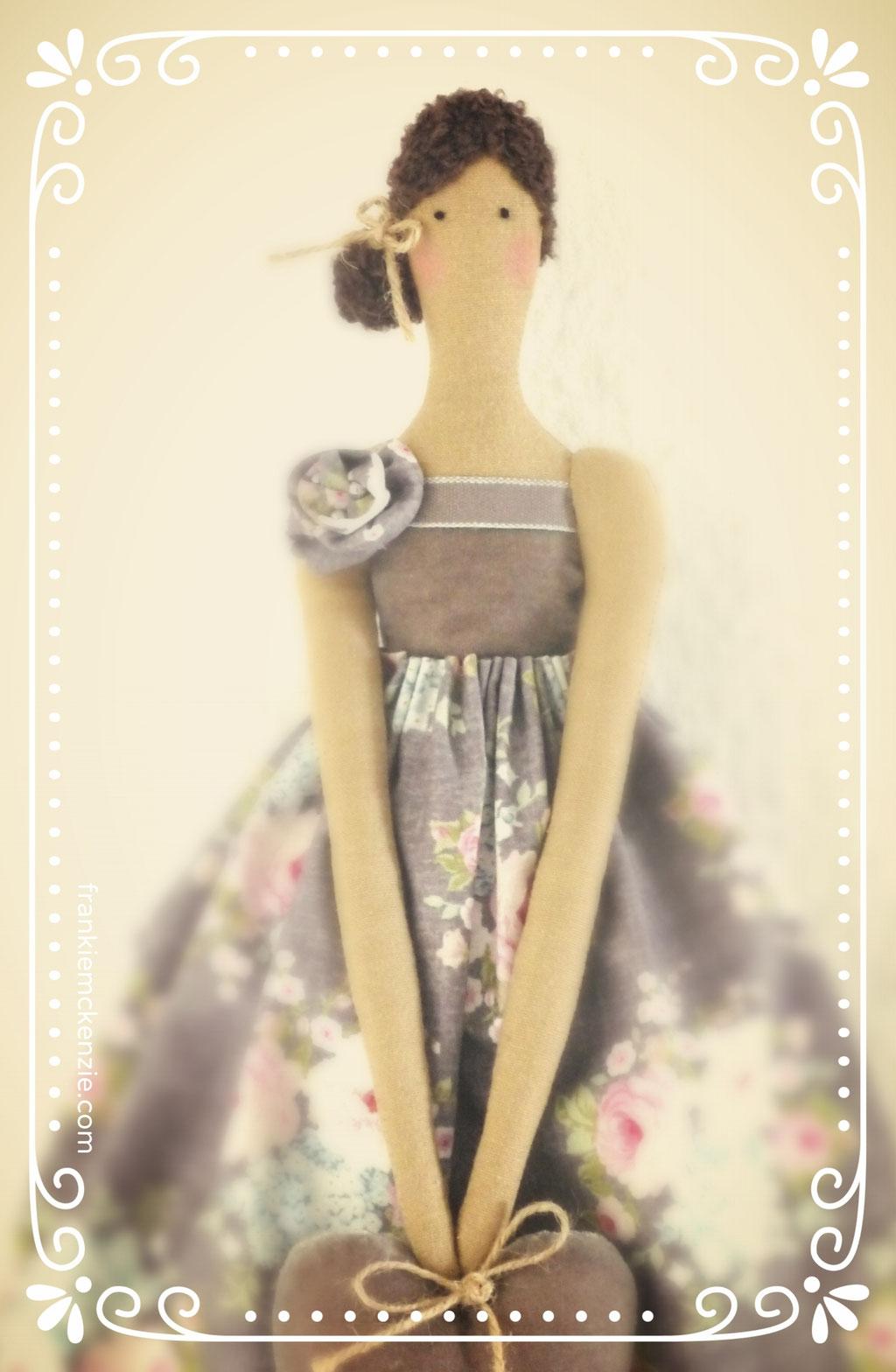 Tilda Vintage Doll Angel