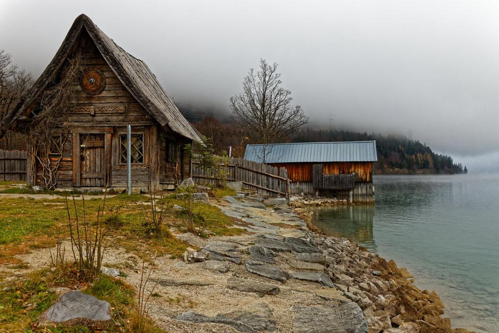 Das Wikidorf am Walchensee