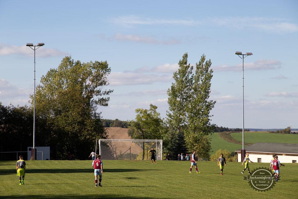 TuS Voigtsdorf - Sportplatz Voigtsdorf