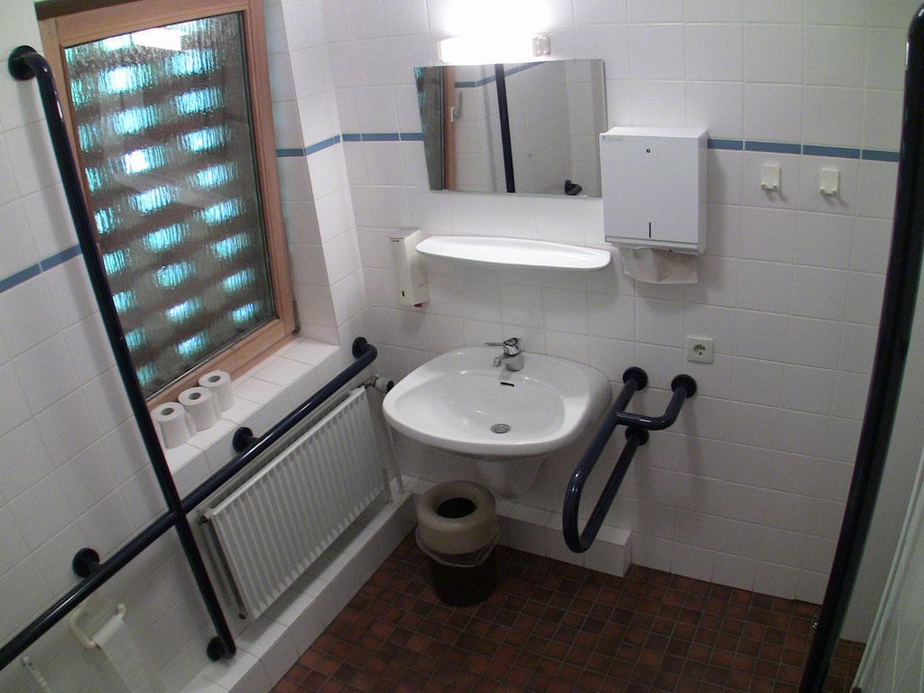KH Behinderten-Duschbad