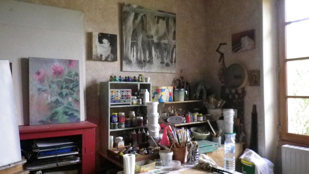 L'atelier d'Hélène