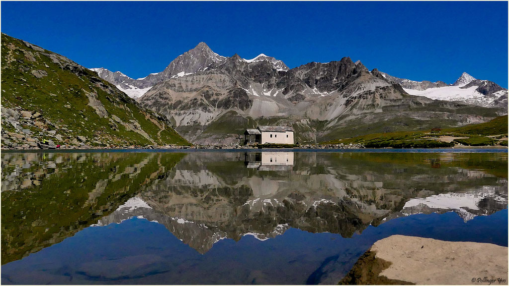 Schwarzsee Zermatt Kapelle Maria zum Schnee 13.08.2106