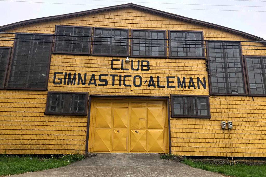Der Club Gimnástico Alemán in Llanquihue wurde 1953 gegründet