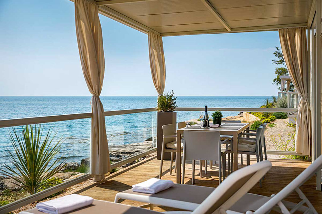 Amber Sea Luxury Mobile Homes Novigrad