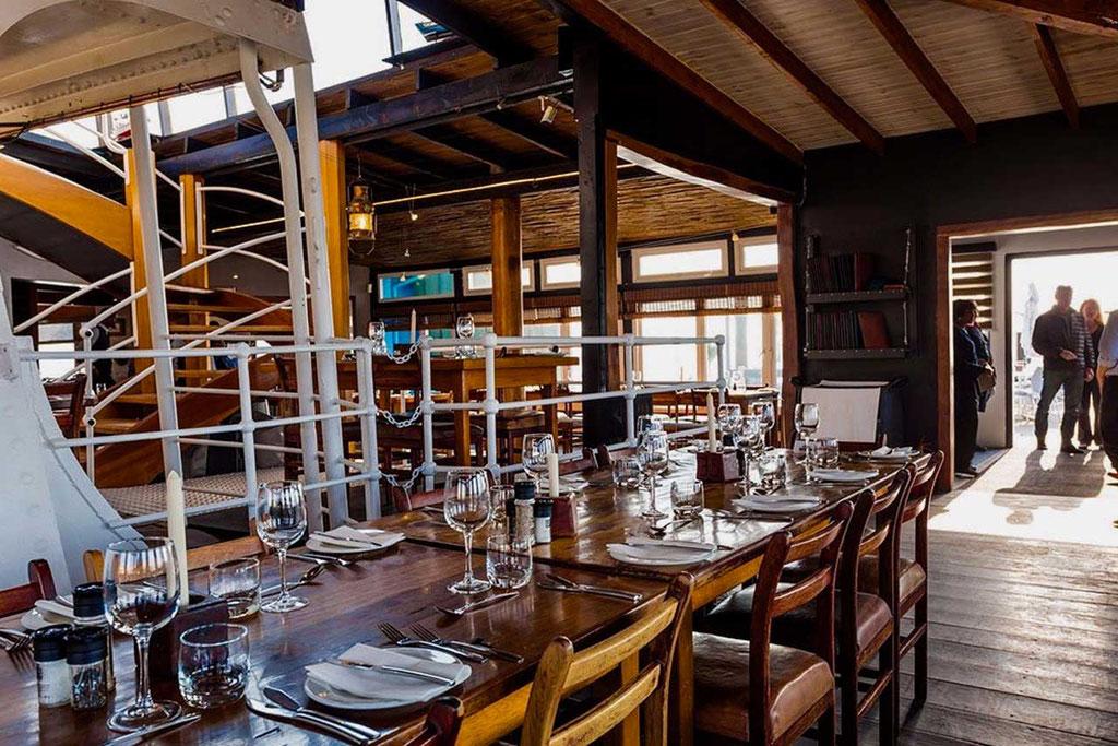 The Tug Restaurant Swakopmund