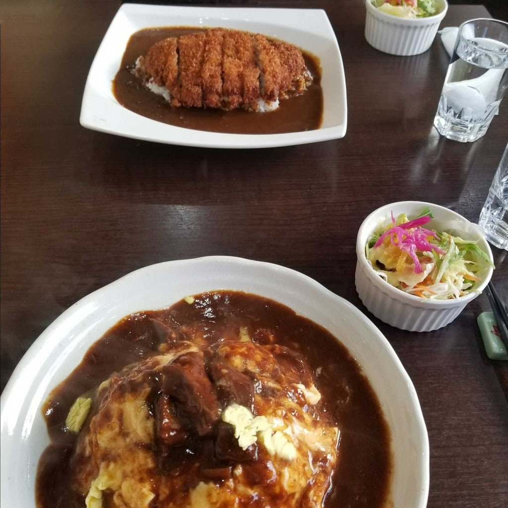 Leckeres japanisches Ei-Omlett – Fu-ka Ginkakuji Restaurant Tipp Kyoto beim Silberner Pavillon