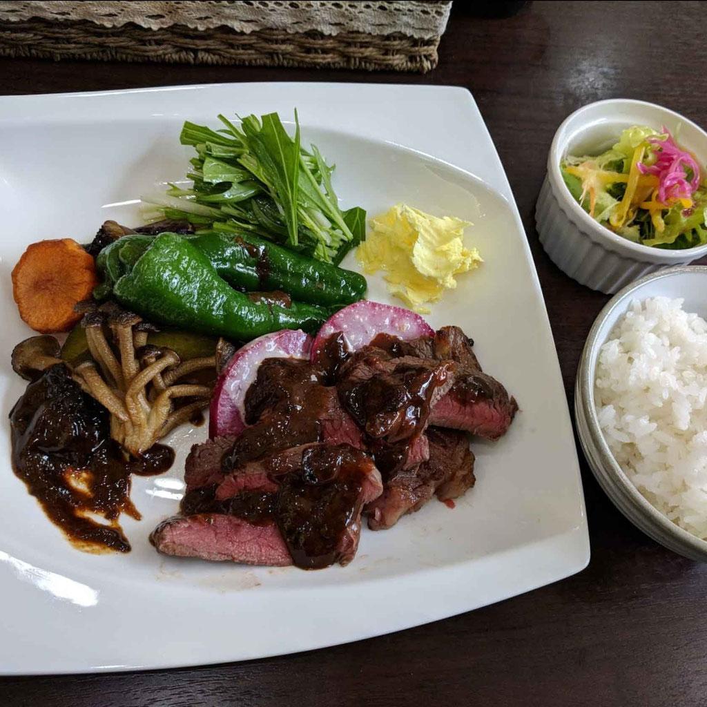 Japanisches Steak – Fu-ka Ginkakuji Restaurant Tipp Kyoto beim Silberner Pavillon