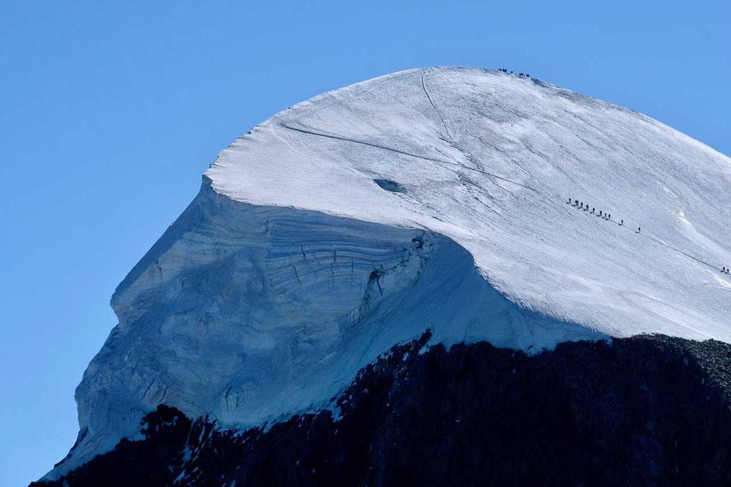 Breithorn Besteiger