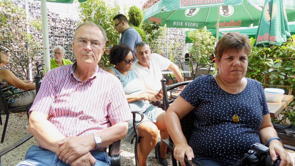 Griechisches Chaosrestaurant
