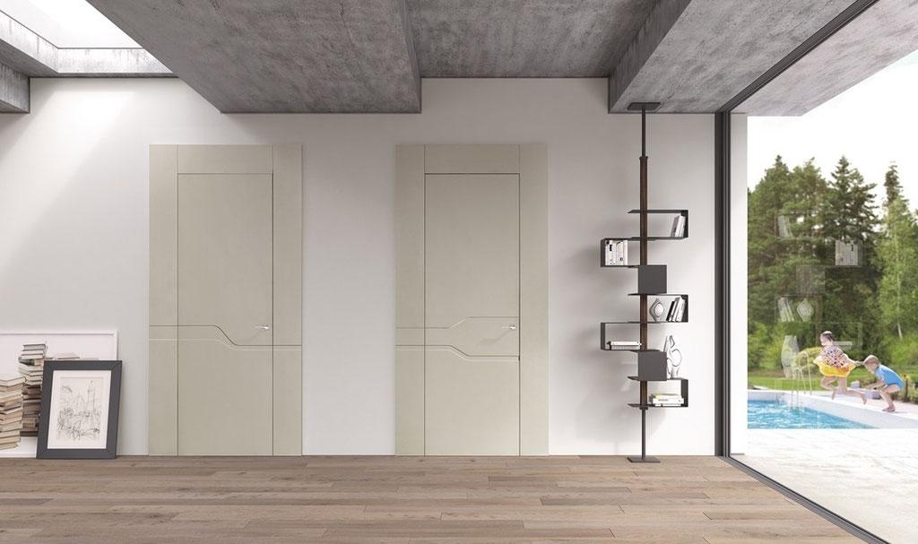 Porte di design nuzzolo porte finestre caserta - Porte interne caserta ...