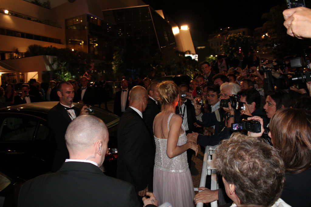 Uma THURMAN - Festival de Cannes 2011 - Photo © Anik COUBLE