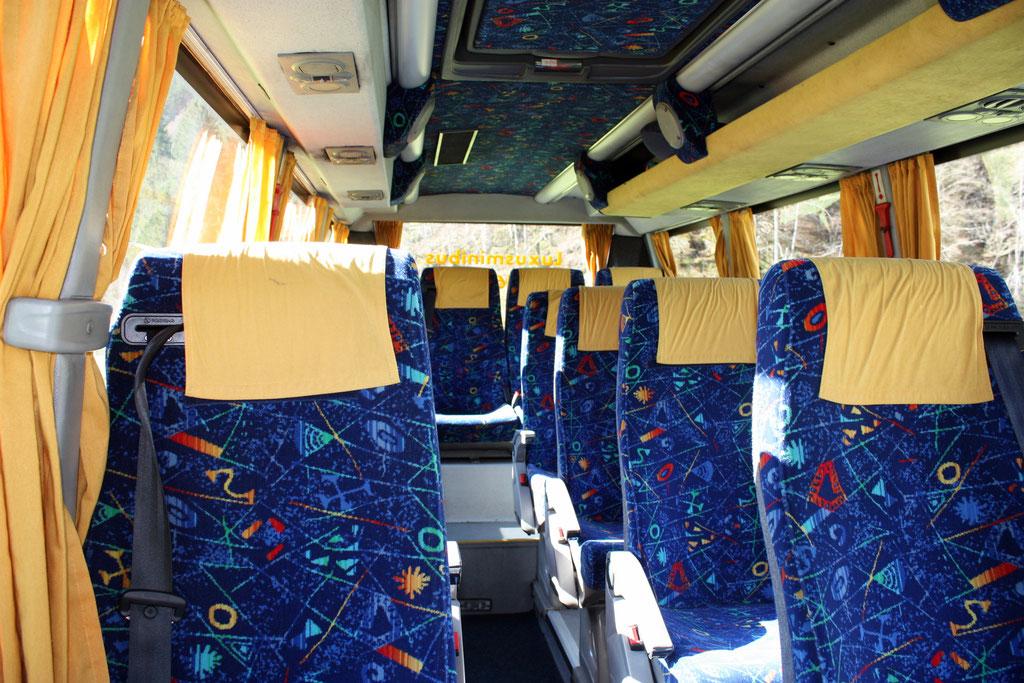16+1 Sitzplätze