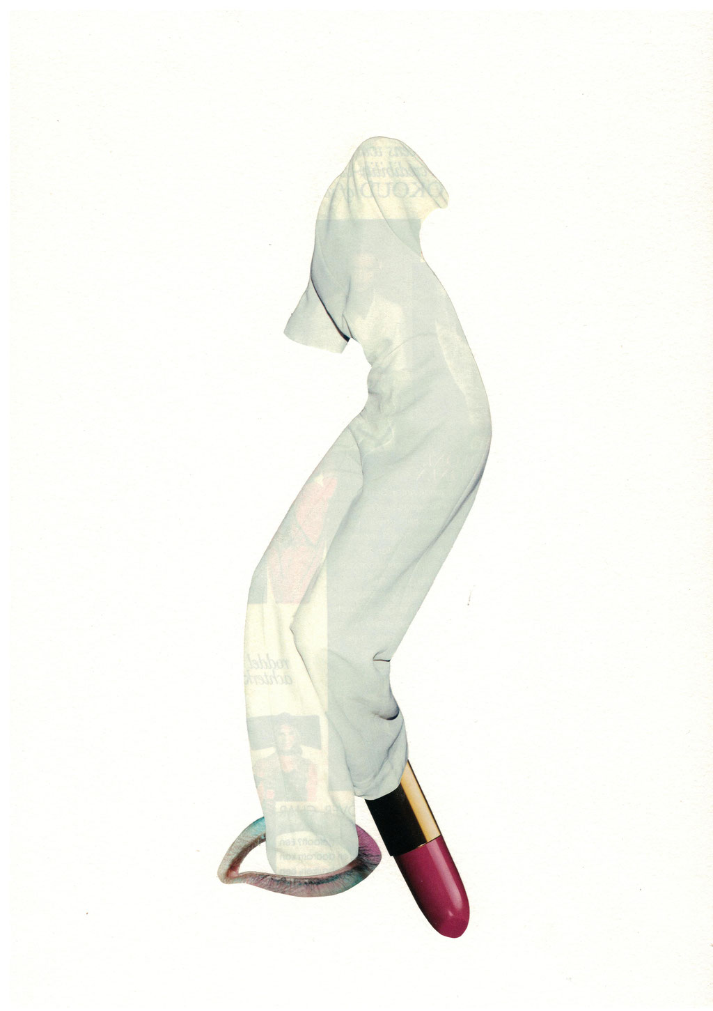 Limping, 20,5 x 29,5 cm, 2017