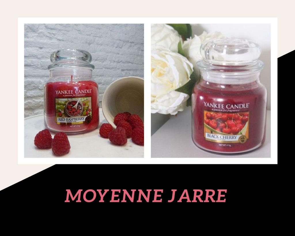 MOYENNE JARRE YANKEE CANDLE