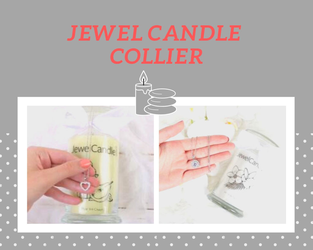 BOUGIE JEWEL CANDLE COLLIER