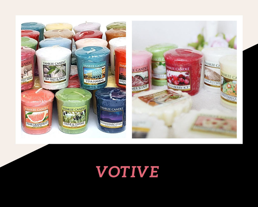 VOTIVES YANKEE CANDLE
