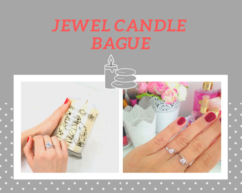 BOUGIE JEWEL CANDLE BAGUE