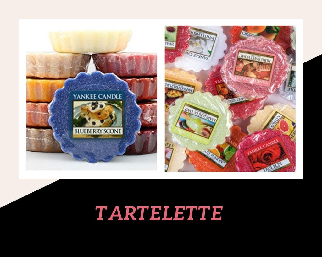 TARTELETTES YANKEE CANDLE