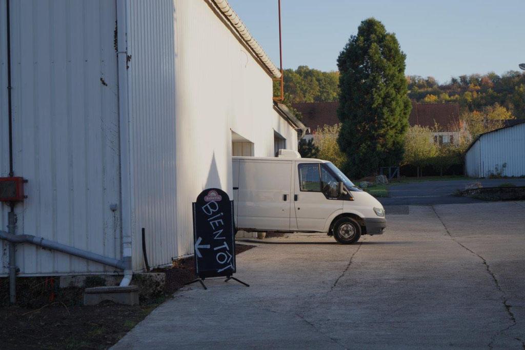 L'enseigne Bienvenue aux produits campagnards s'installe au 8bis Avenue du Général de Gaulle à Chierry.