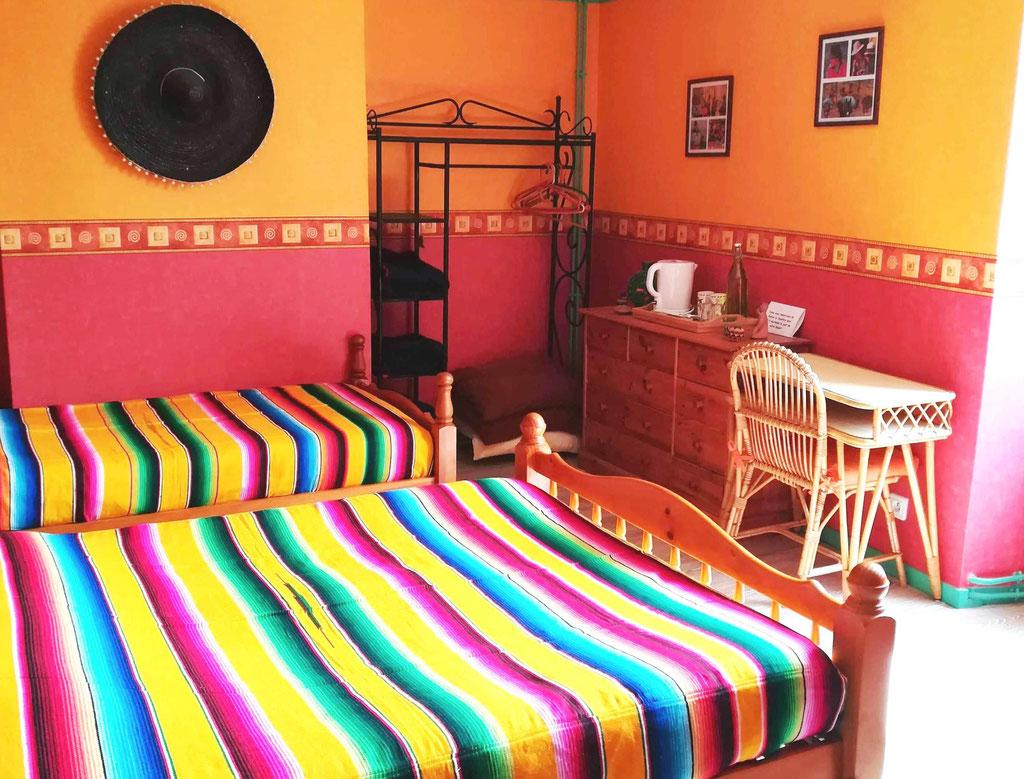 Les Forges de Planechaud chambre mexicaine