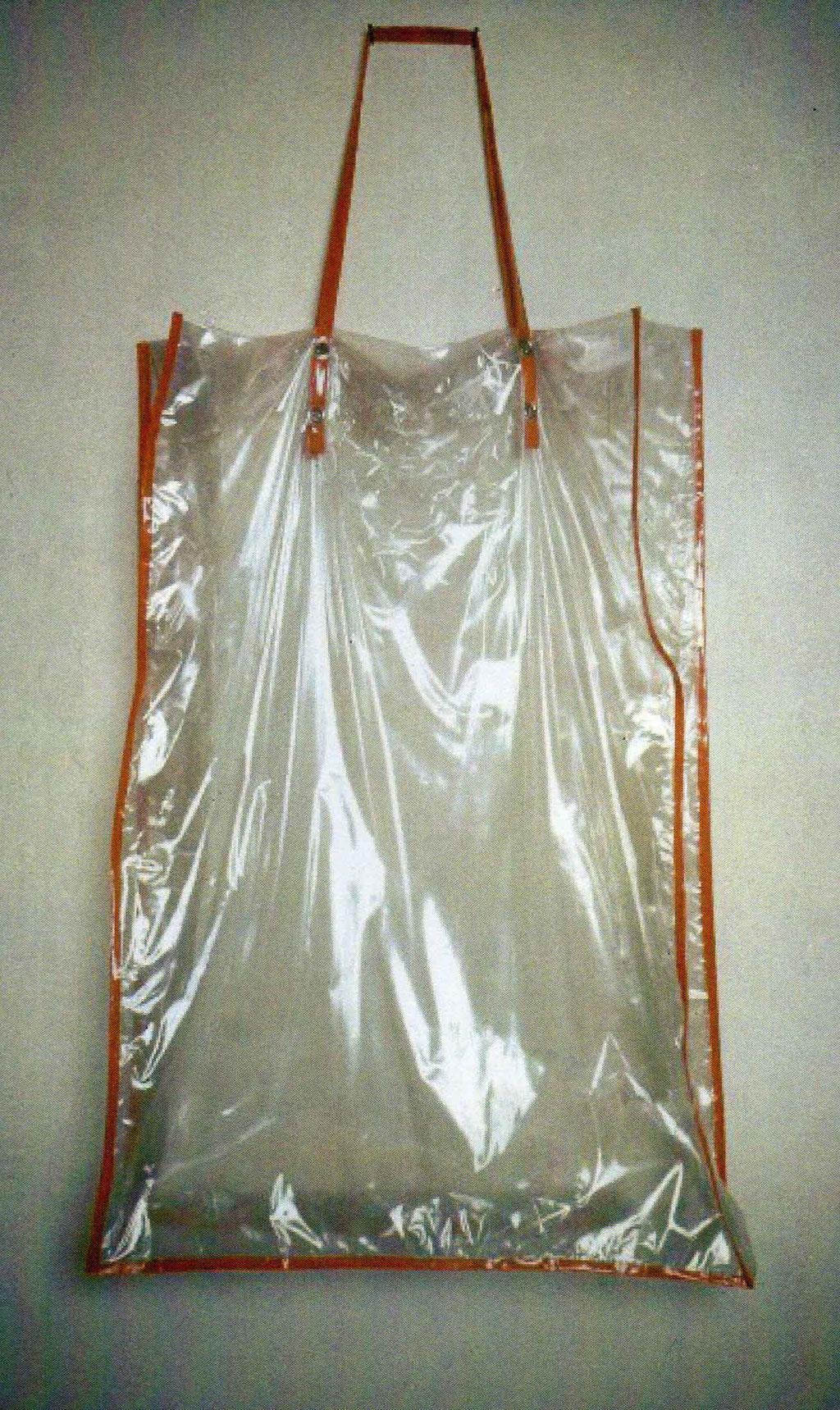 Faire son marché, plastique, 1m50 - 1971