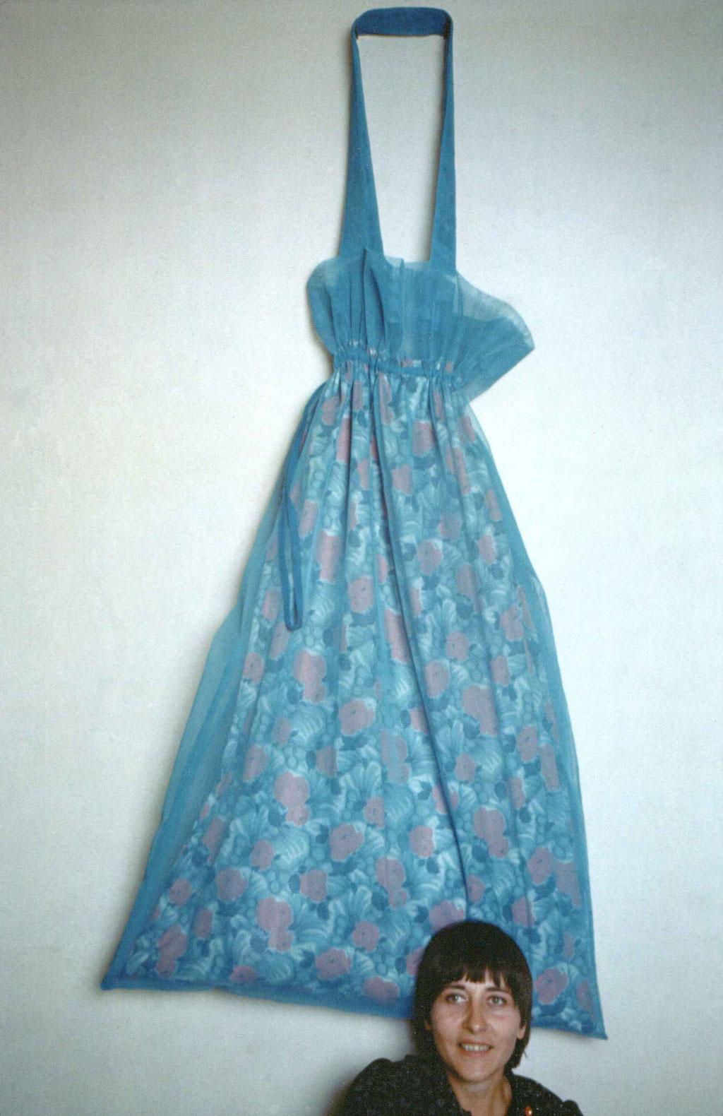 Faire ses achats, nylon, 1m50 - 1971