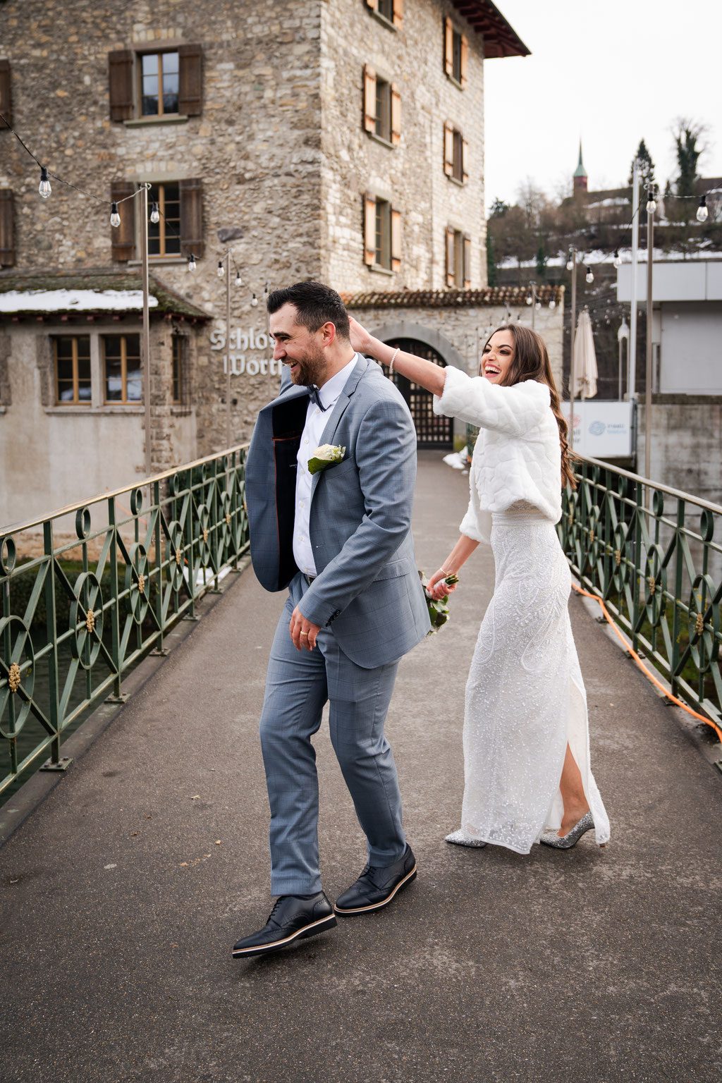 Hochzeit Rheinfall
