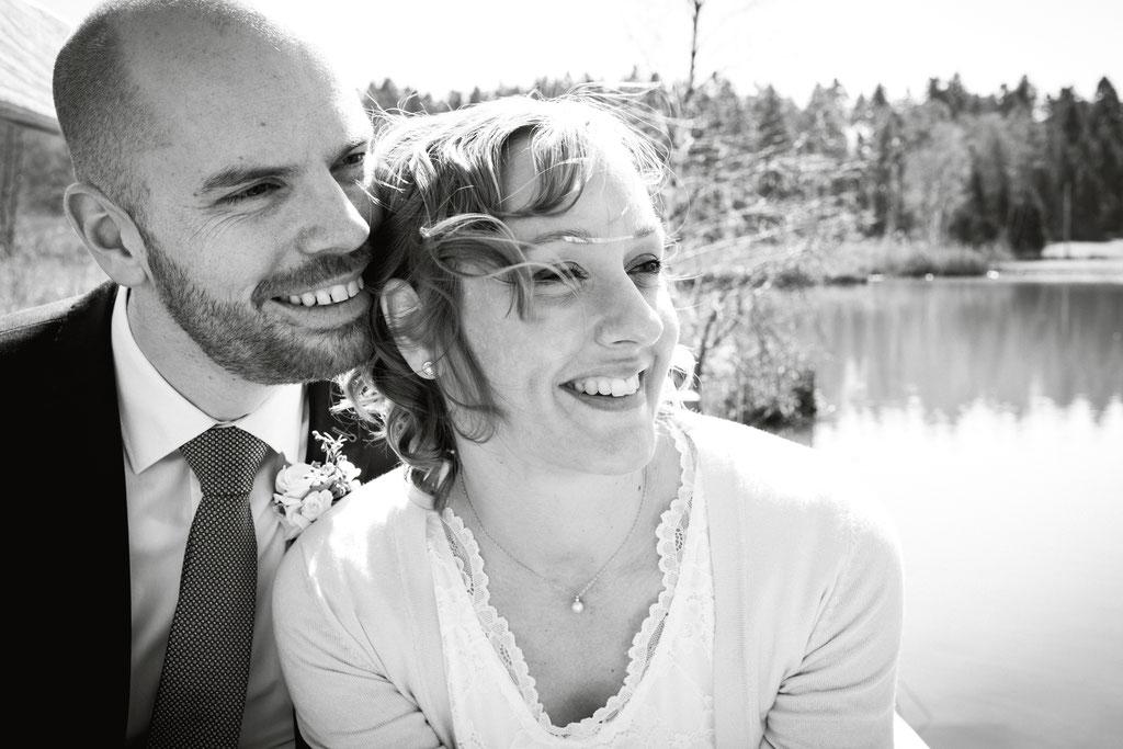 Hochzeitsreportage Schaffhausen Bodensee