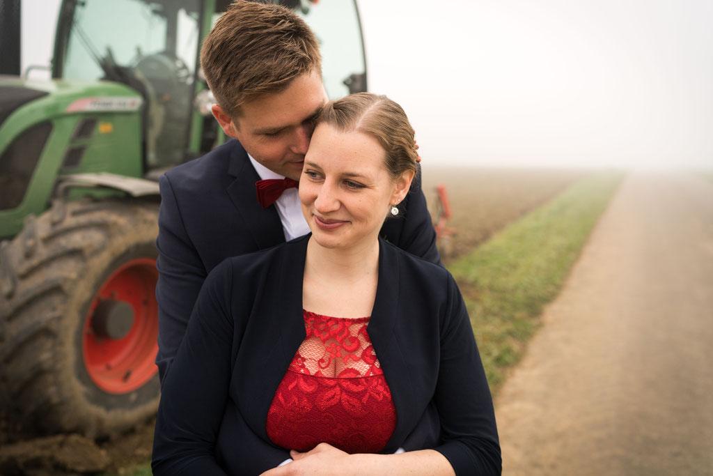 Hochzeitsfotografin Thayngen