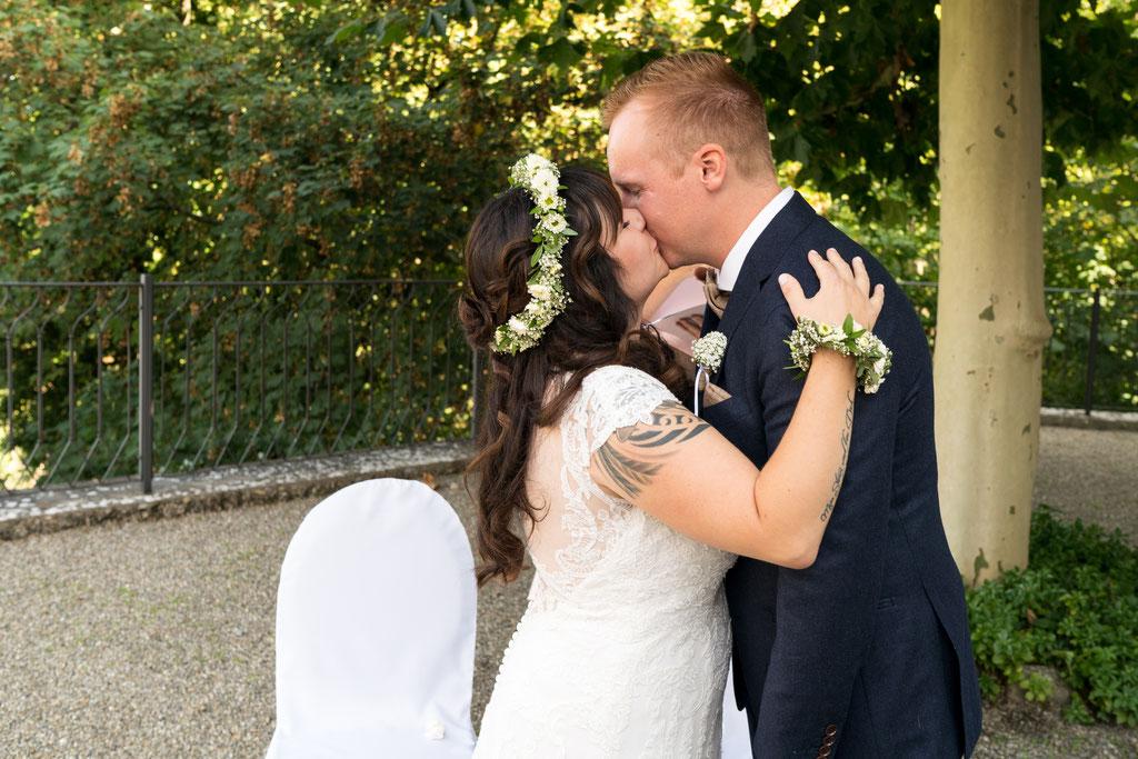Schloss Freudenfels Hochzeit Fotografin