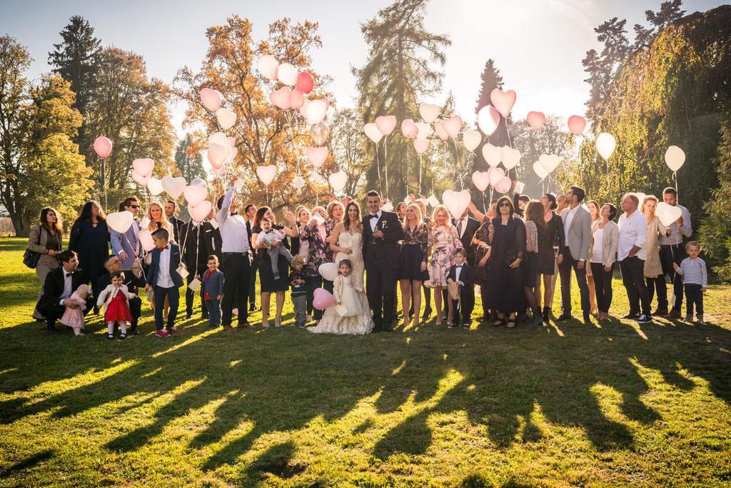 Hochzeitsreportage Schaffhausen Fotograf