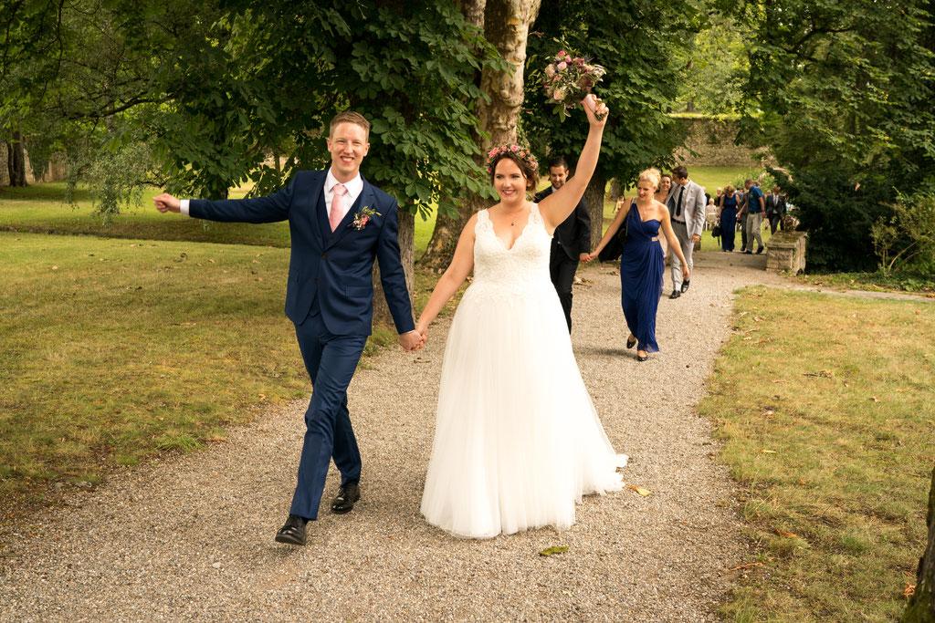 Hochzeitsfotografie Klostergut Paradies