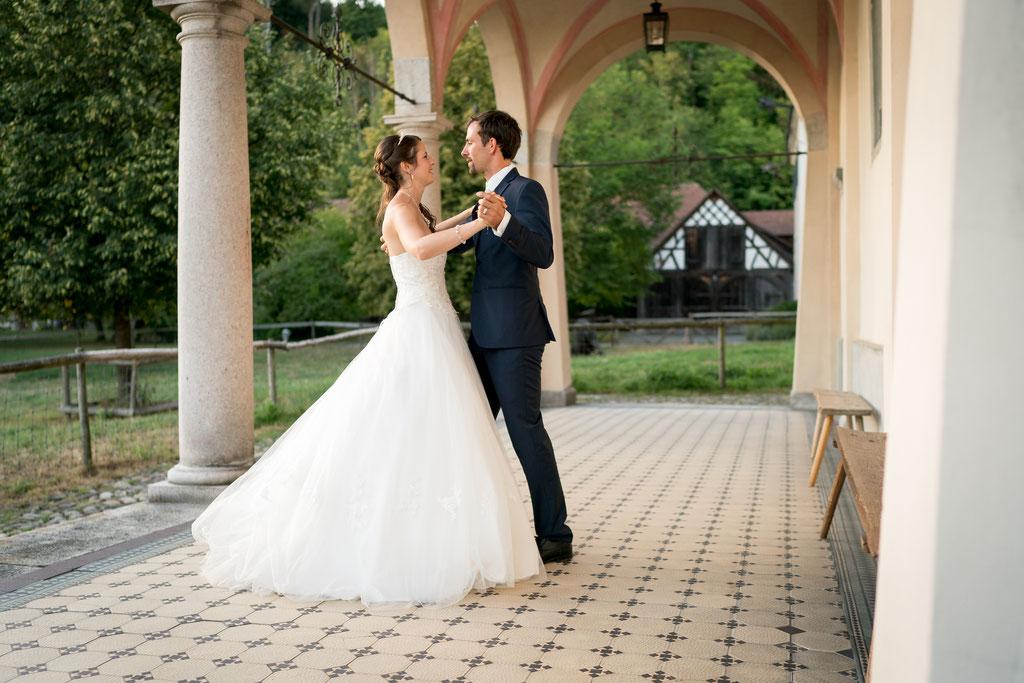 Hochzeitsfotografie Kartause Ittingen Thurgau Schaffhausen